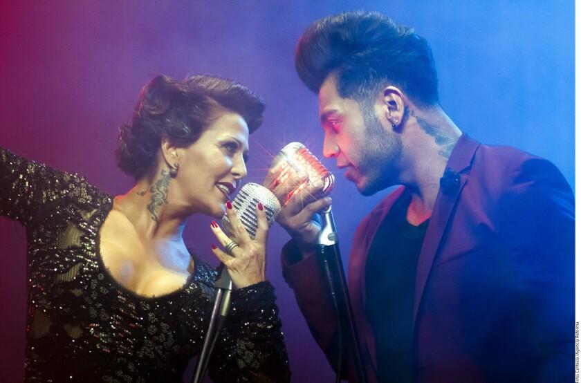 Los cantantes mexicanos Alejandra Guzmán y Samo colaboraron en un tema musical inspirado en una situación de desamor vinculada al integrante de Camila.