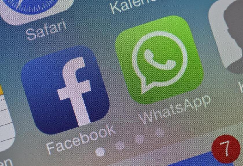 Tanto Instagram como WhatsApp habían gozado de cierta autonomía dentro de Facebook hasta que recientemente la firma decidió incrementar su supervisión situando en la dirección a sus propios ejecutivos, como parte de una nueva estrategia. EFE/Patrick Pleul/Archivo
