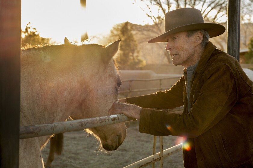 """Clint Eastwood in the movie """"Cry Macho."""""""