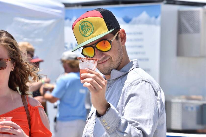 PACIFIC's fifth annual Margarita Festival & Grand Tasting Event