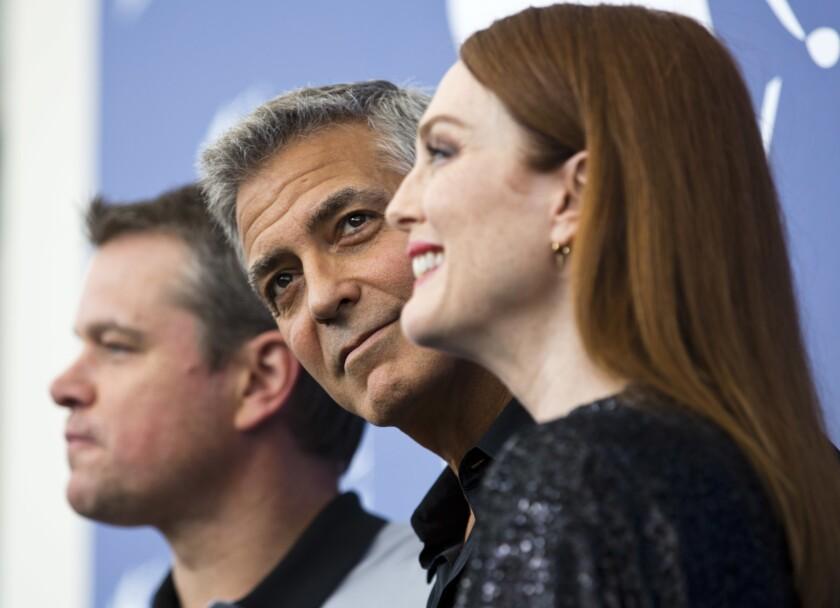 Clooney Depicts American Dream As Nightmare In Suburbicon
