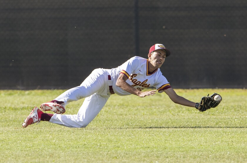 Photo Gallery: Costa Mesa vs. Estancia in baseball