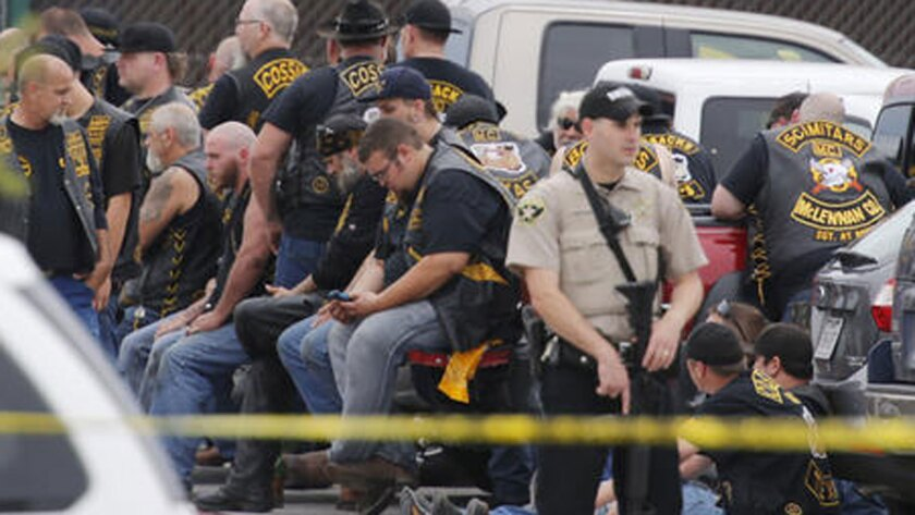 9 killed, at least 170 arrested after Waco biker gang