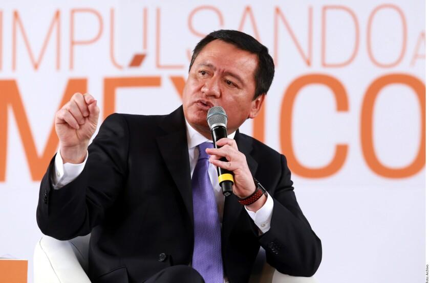 Ante el aumento de la criminalidad en Zacatecas, el Secretario de Gobernación, Miguel Ángel Osorio Chong, anunció el reforzamiento de la seguridad en ese Estado con elementos de las fuerzas federales.