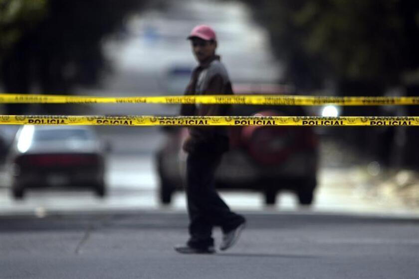 De momento, se desconocen las circunstancias del incidente y si las autoridades han efectuado algún arresto. EFE/Archivo