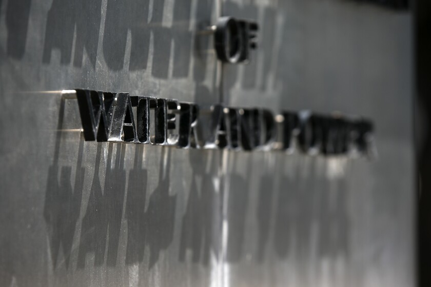 Department of Water and Power