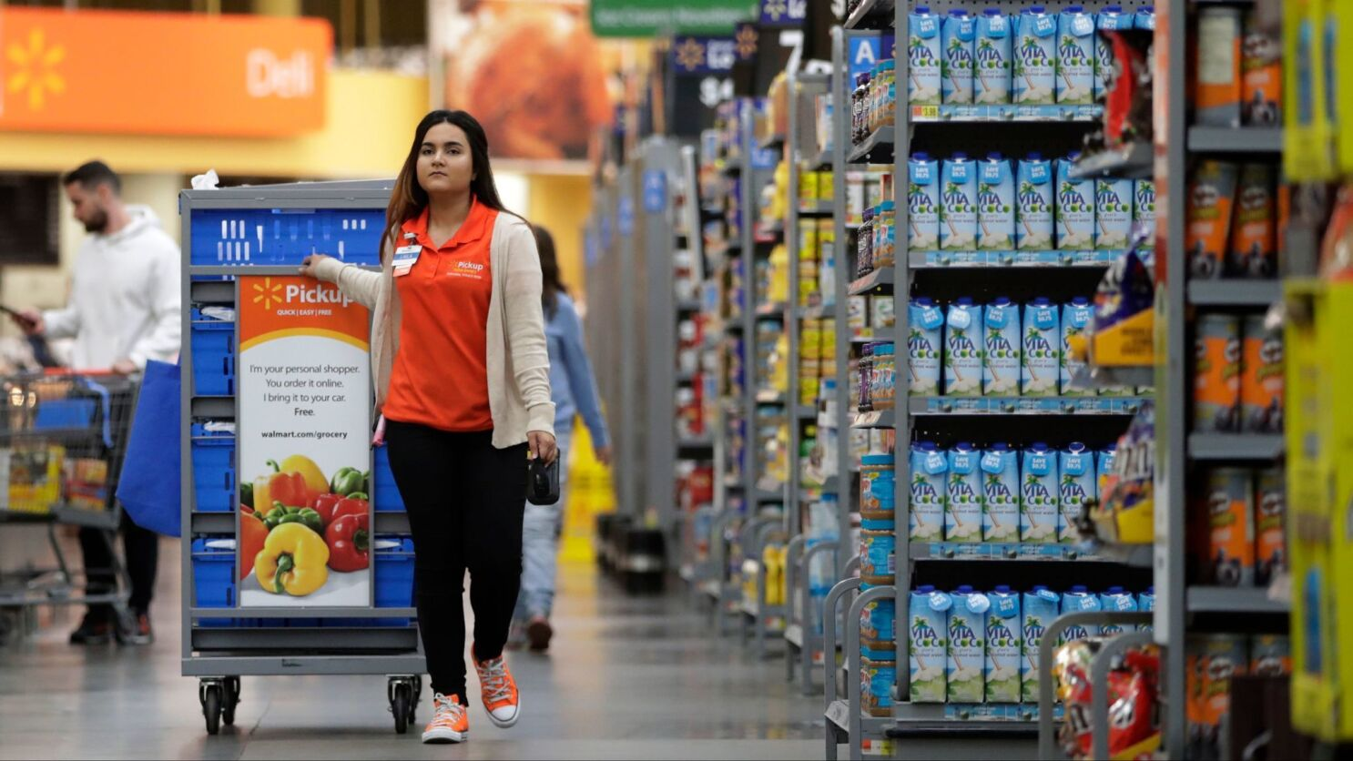 Retail workers' jobs are transforming as shoppers' habits