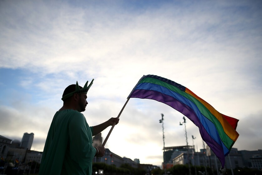 Supreme Court rules on DOMA, Prop. 8