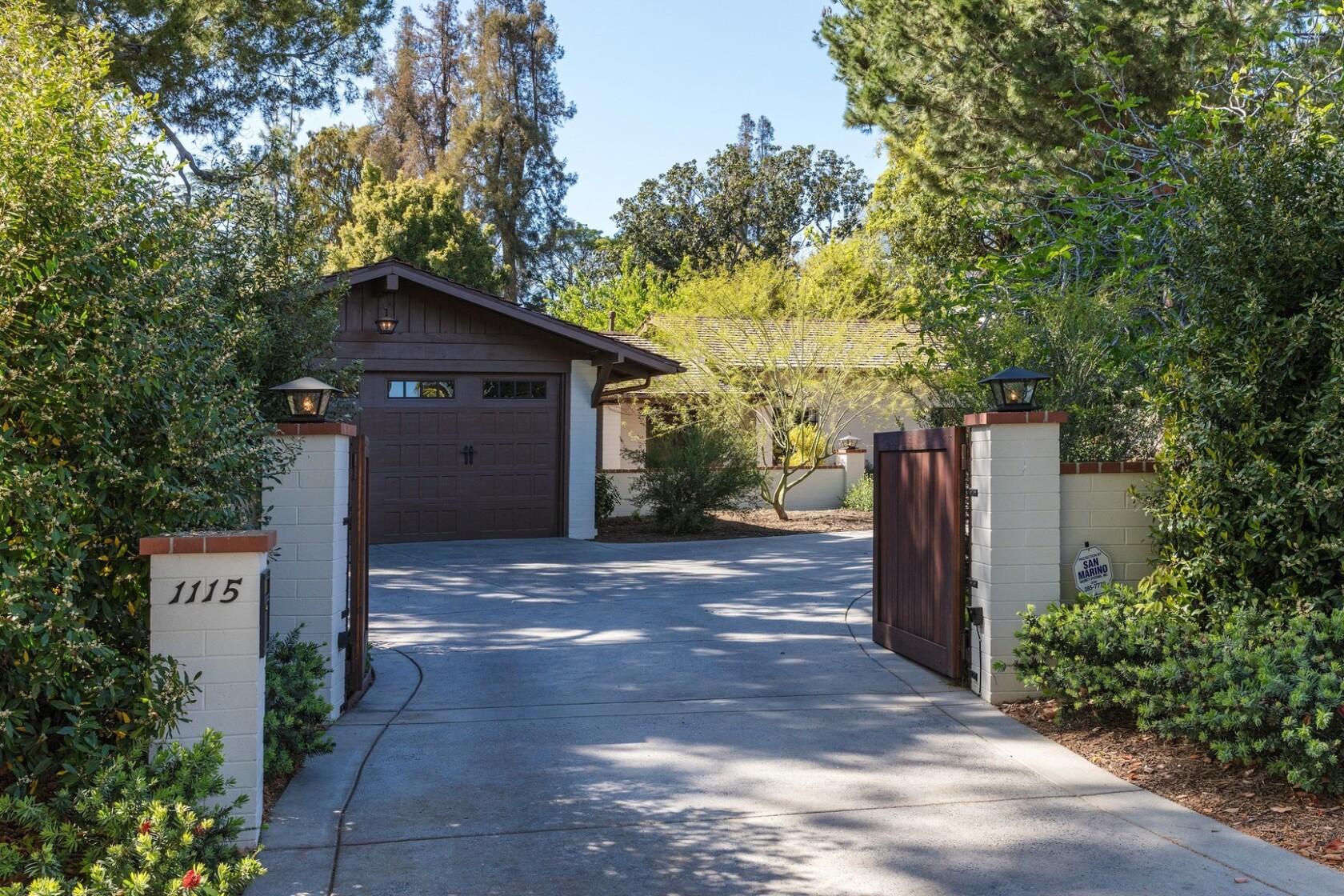 Pasadena hacienda built by Franklin Otis Booth Jr  seeks $3