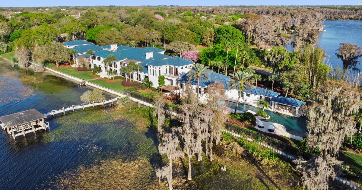 Shaq finally sells Florida mega-mansion for $11 million