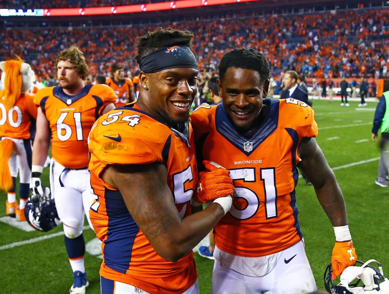 NFL: Carolina Panthers at Denver Broncos