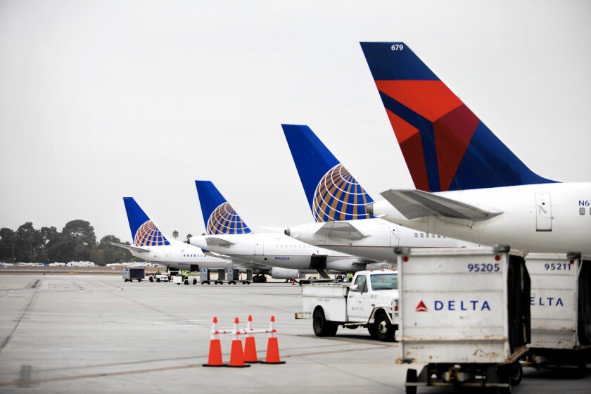 Some U.S. airlines are offering easier ways to gain elite status in their loyalty rewards programs. It's a way to woo passengers back amid the coronavirus pandemic.