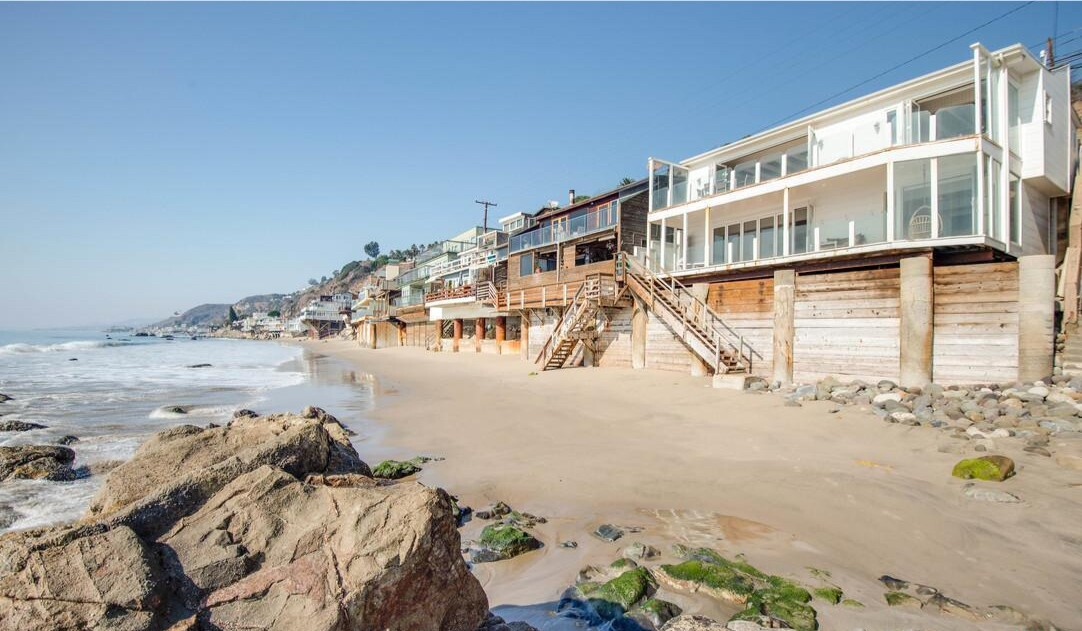 Chris Weitz's Malibu beach house