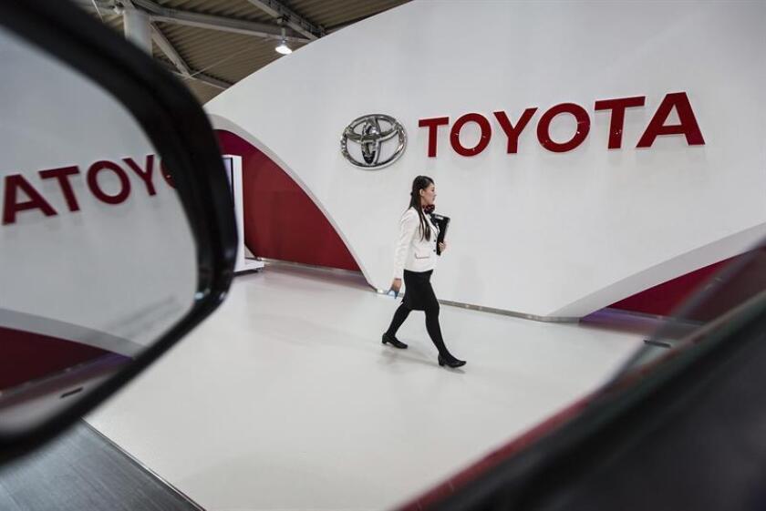 El grupo Toyota vendió en 2016 en Estados Unidos 2.449.630 vehículos, un 2 % menos que en 2015, a pesar que sus entregas aumentaron en el mes de diciembre. EFE/ARCHIVO