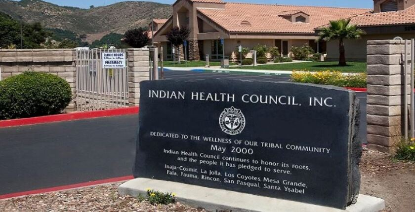 The Indian Health Council, based out of Valley Center, has just received a $420,000 grant for behavioral health from the federal Substance Abuse and Mental Health Administration.