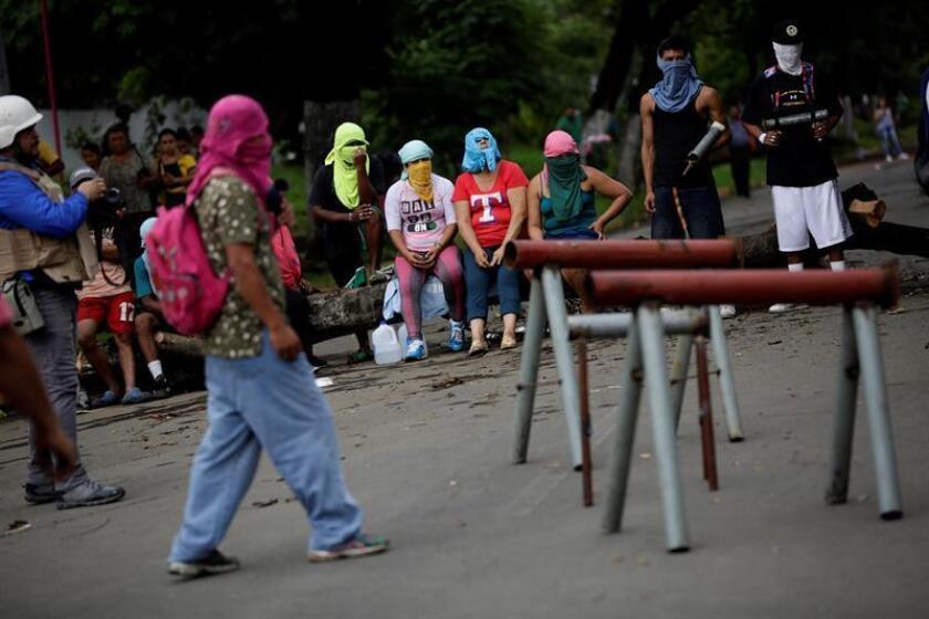 El Gobierno recomendó hoy a sus ciudadanos no viajar a Nicaragua por la escalada de violencia a raíz de las protestas contra el presidente, Daniel Ortega, y ordenó la salida de los familiares de los diplomáticos. EFE/ARCHIVO