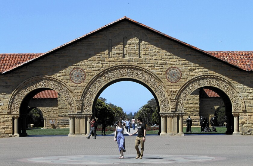Stanford University decided last spring to end coal investments.
