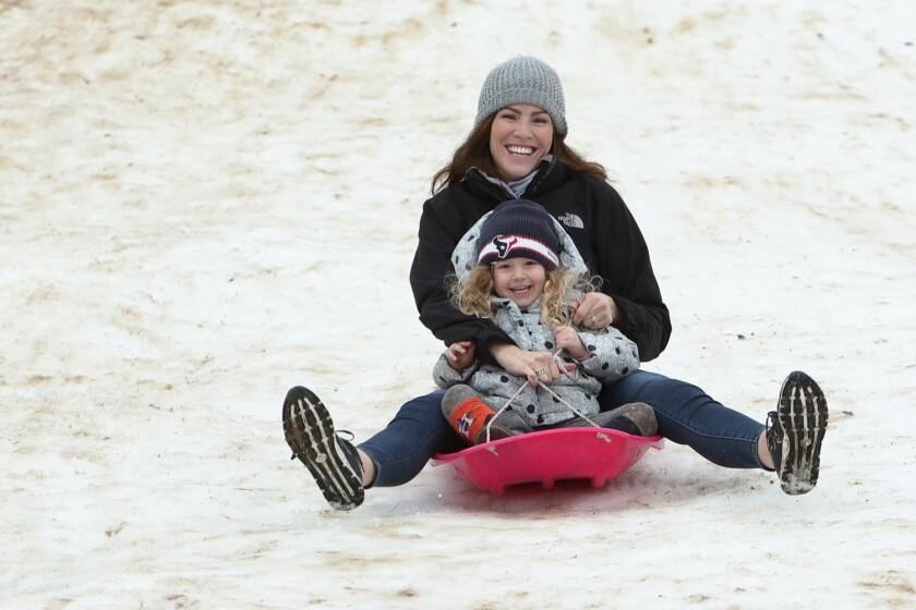 Lauren and Lyla Hiller