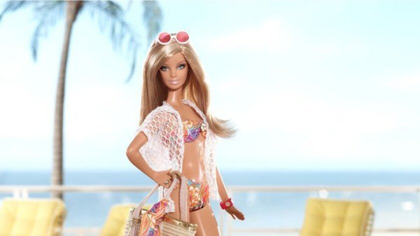 In Mattel's second quarter, Barbie sales slumped for the fourth quarter in a row.