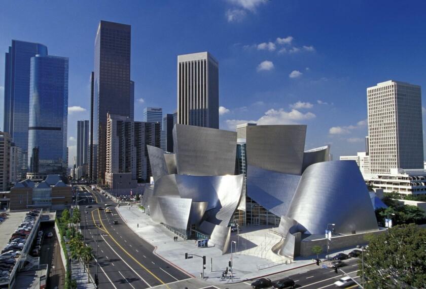 Los Angeles, la capital del entretenimiento.