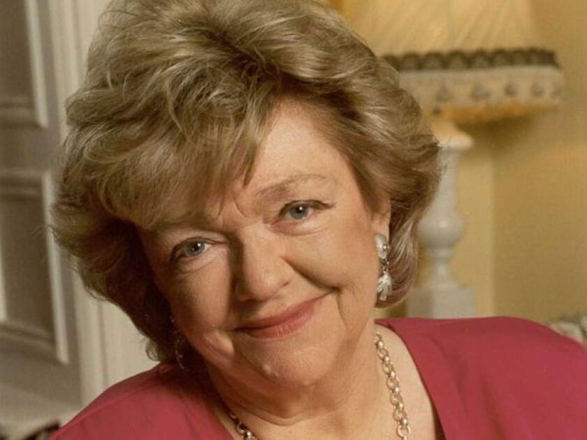 Irish author Maeve Binchy, who sold more than 40 million books, died Monday after a brief illness. She was 72.