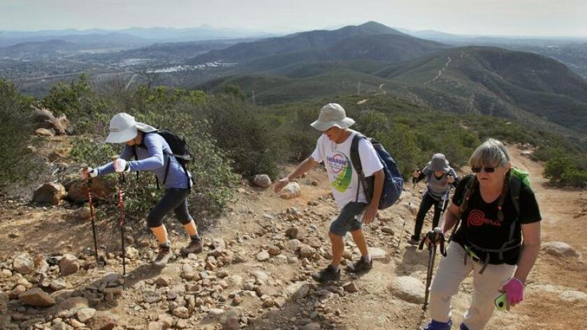 Are you ready to take the 5-Peak Challenge? - Pacific San Diego