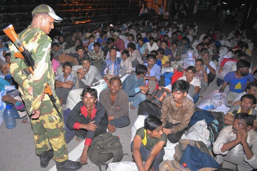 Pakistan releases Indian fishermen