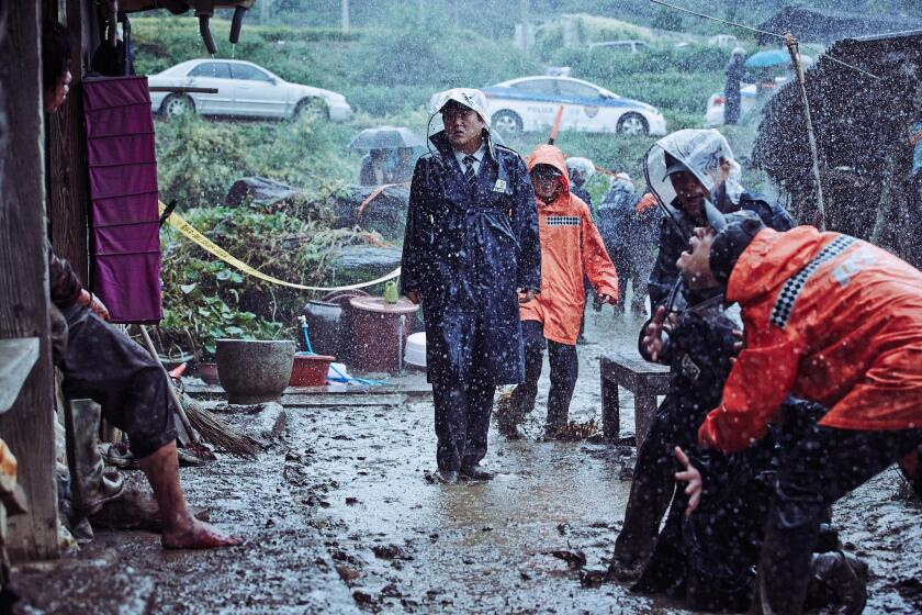 """A scene from Na Hong-jin's """"The Wailing,"""" set to screen out of competition"""