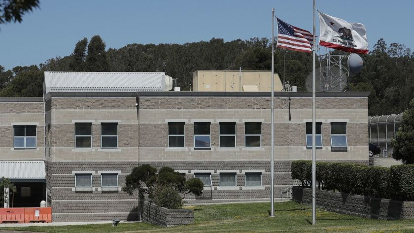 The West County Detention Center in Richmond, Calif., which will cancel its profitable contract with federal immigration authorities to house suspects facing deportation.