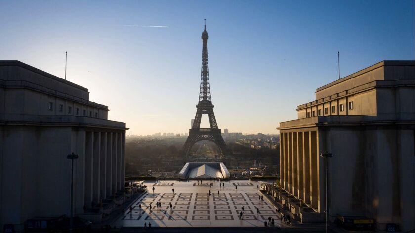 FRANCE-CITYSCAPE-PARIS