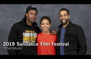 Cast and filmmaker discuss trusting each other while shooting 'Premature'