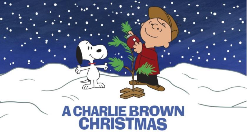 """El arte del clásico animado """"A Charlie Brown Christmas"""" en una imagen proporcionada por Apple. Apple y PBS"""