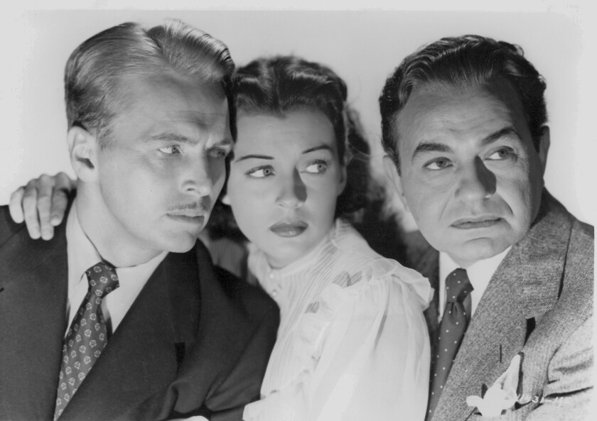 Friday night has 'A Thousand Eyes' with film noir fest at Egyptian