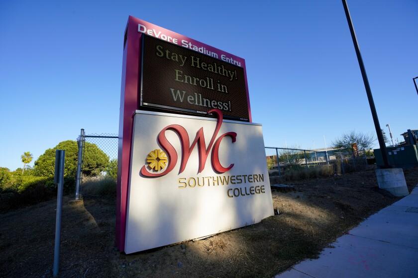 Southwestern College y sus campus vuelven a la enseñanza presencial para el semestre de otoño de 2021.