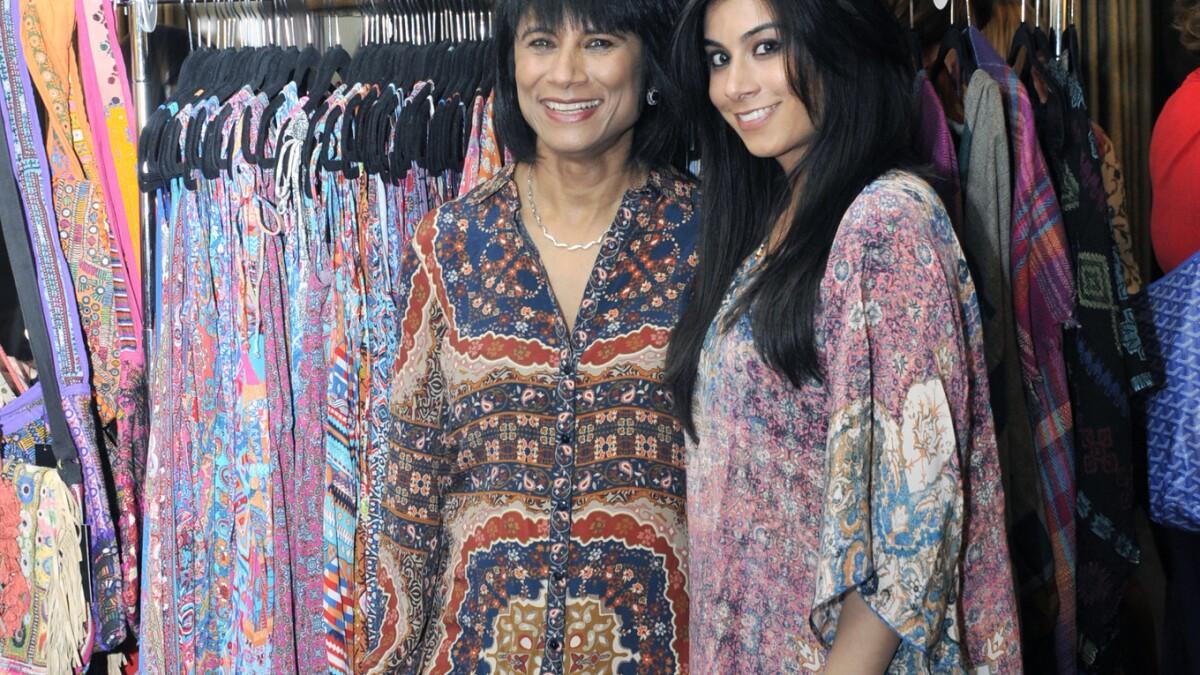 Tolani Collection Rancho Santa Fe Designer Creates Popular Clothing Line Rancho Santa Fe Review