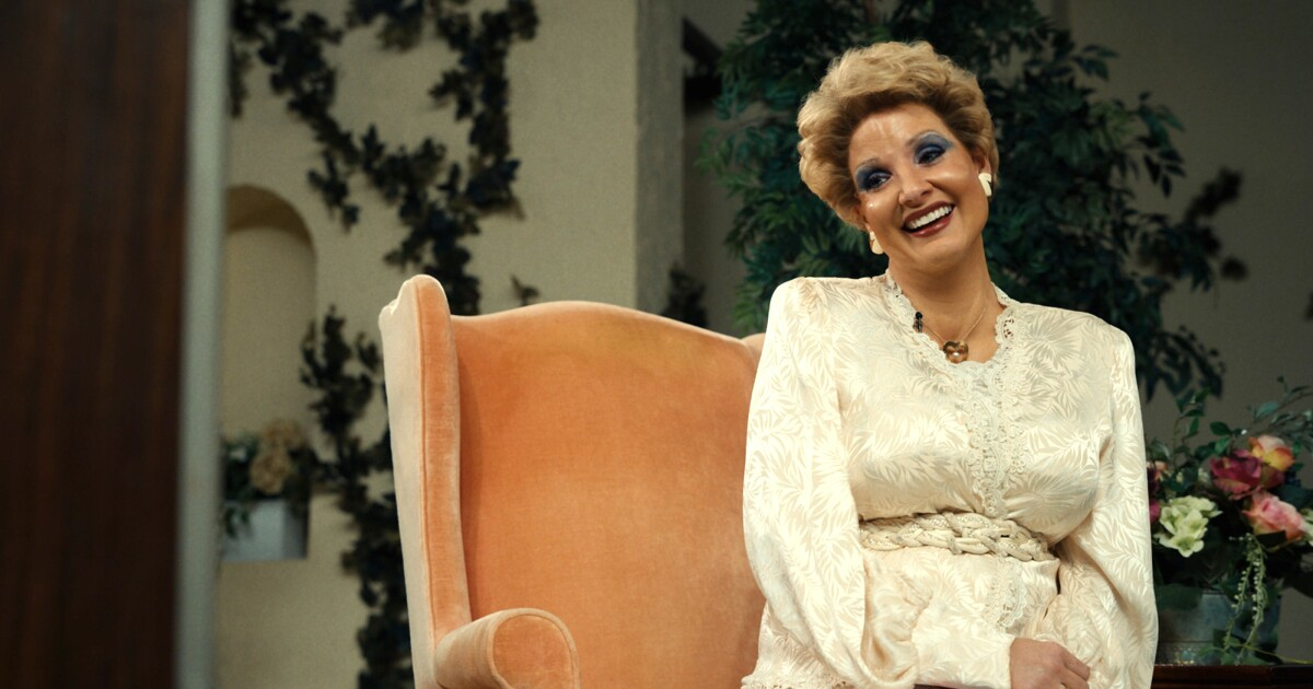 How Jessica Chastain transformed into Tammy Faye Bakker - Los Angeles Times