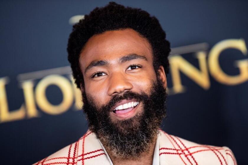 """Donald Glover, el nuevo """"The Lion King"""": """"Al principio fue intimidante"""""""