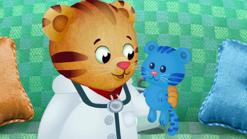 "The children's show ""Daniel Tiger's Neighborhood"" returns for a new season on PBS."