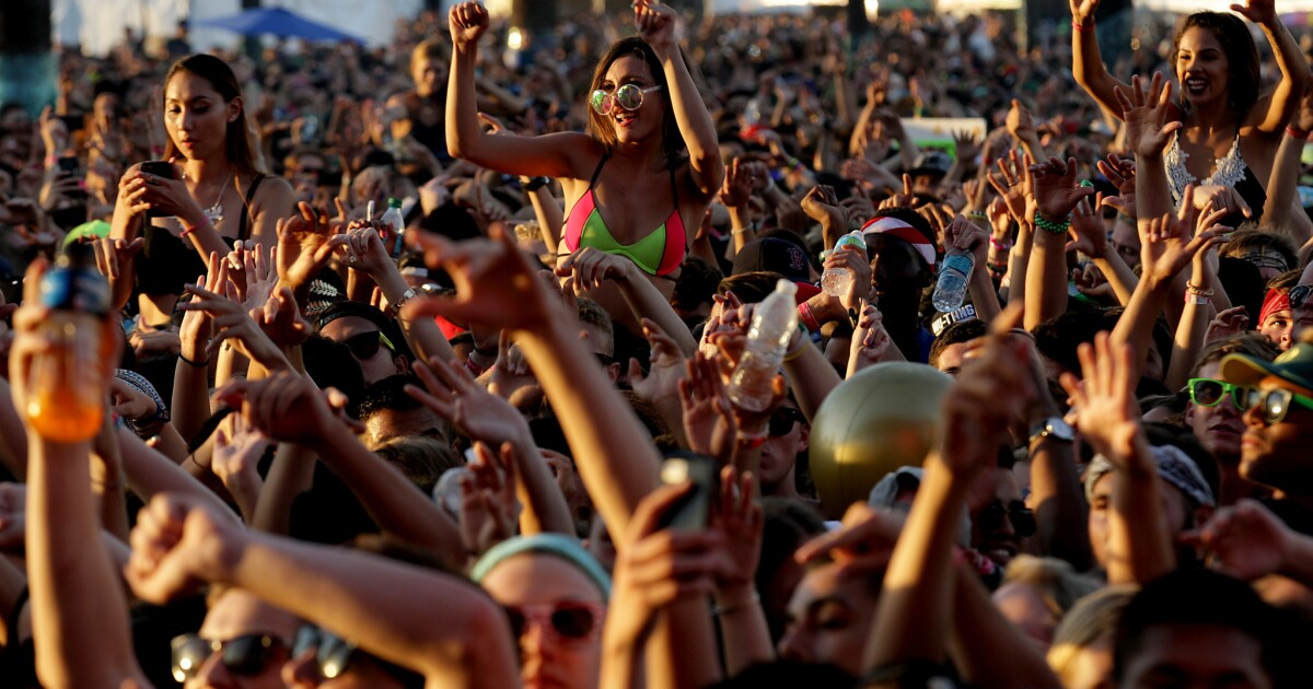 HARD Summer music festival to return as California reopens - Los Angeles Times