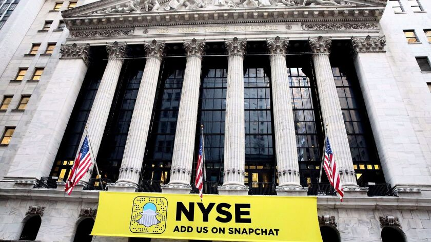 The initial public offering by Snapchat parent Snap Inc. inspired millennials to jump into the stock market.