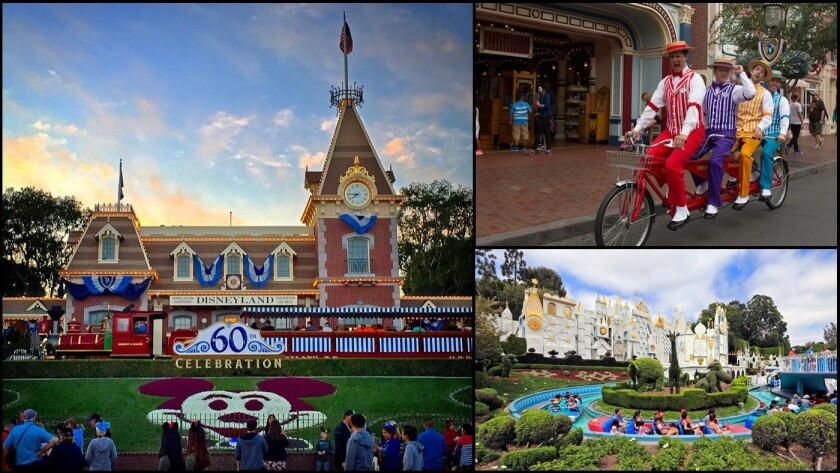 60 things you need to know about Disneyland