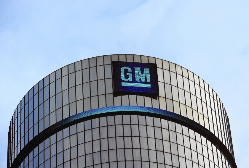 GM issues more recalls