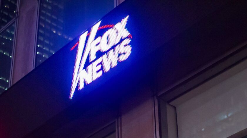 Trumpís world increasingly shaped by Fox News, and Fox