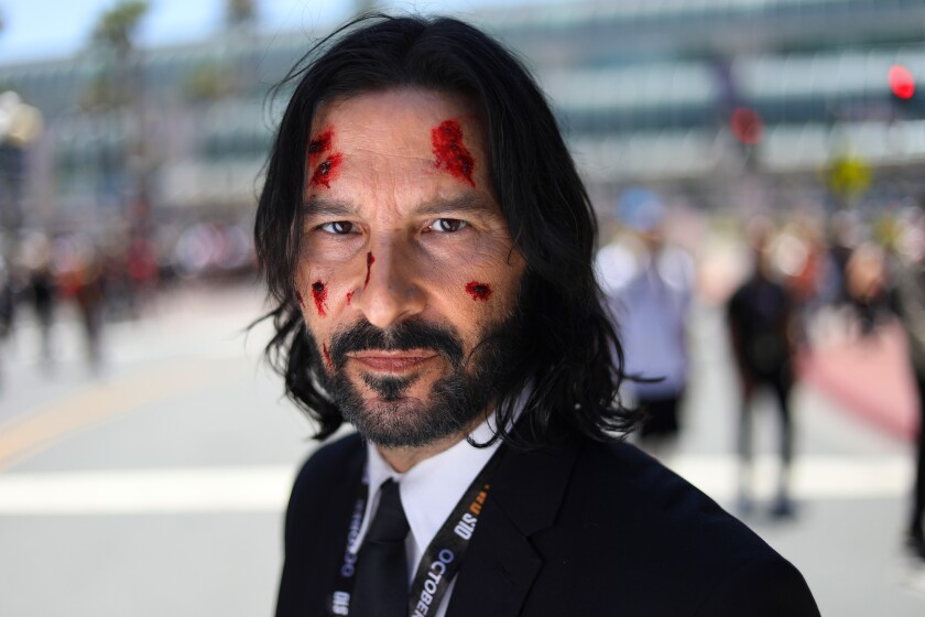 Faces of Comic-Con 2019