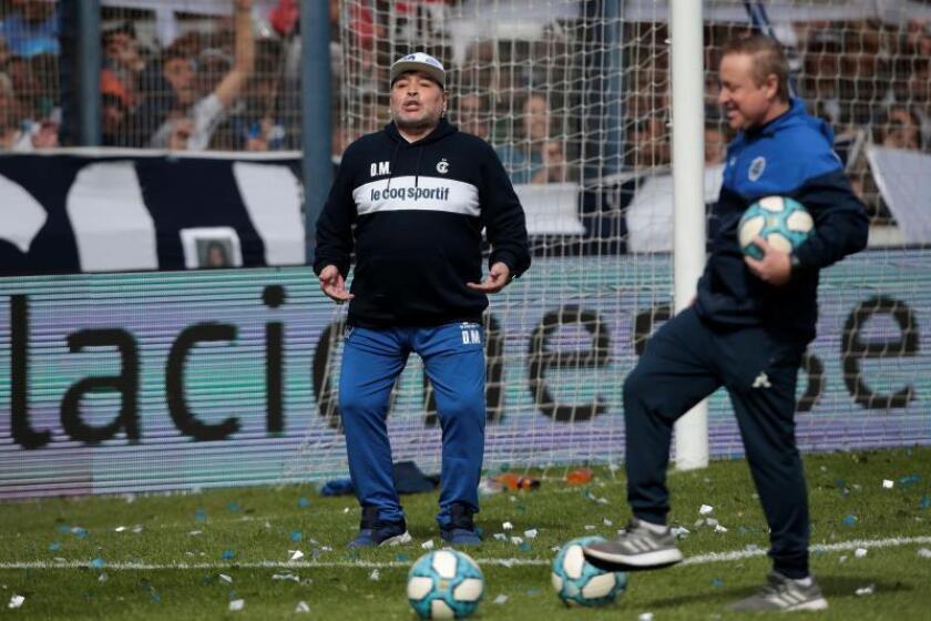 La Superliga regresa tras la fecha FIFA con el ansiado debut de Maradona