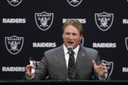 Jon Gruden to make $100 million over 10 years as the Raiders head coach