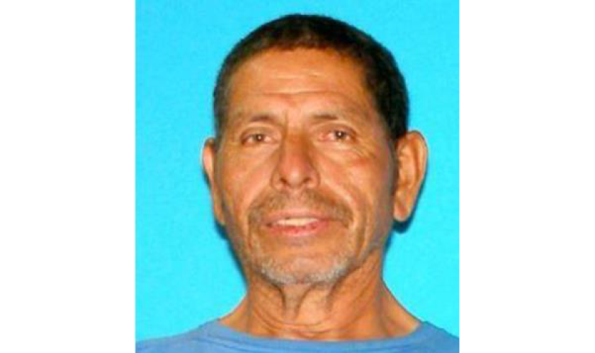 Armando Alaniz, 62-year-old man with dementia, has not been seen since Oct. 20 after leaving his Burbank assisted living facility. This is the third time he has gone missing, according to police.