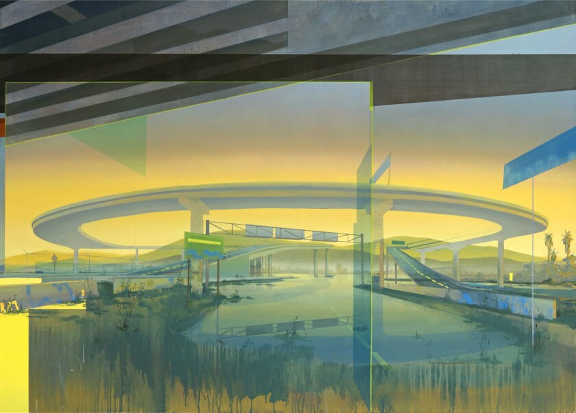 """From the series """"Until Tomorrow Comes"""" by Robert Minervini at Marine Contemporary"""