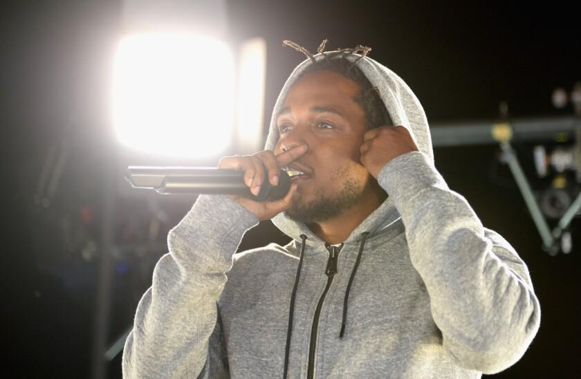 Kendrick Lamar is engaged
