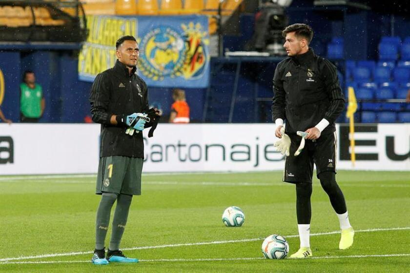 Keylor Navas se despidió y no vuelve a Madrid